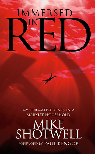Immersed In Red, a true story