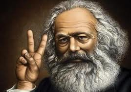 Marx: just a peace-loving man