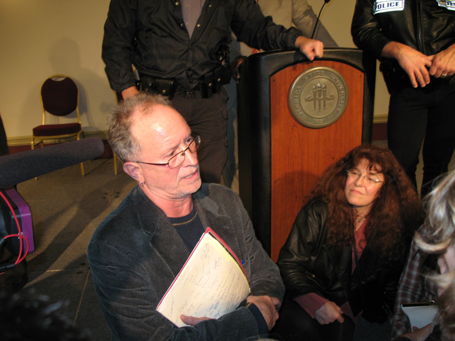 Bill Ayers still holding forth