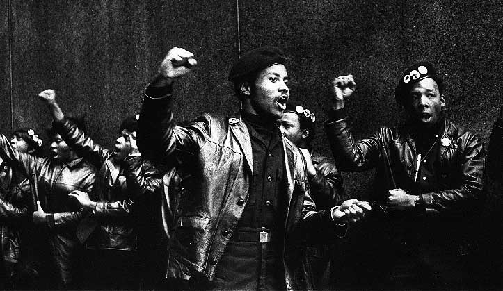 Black Panther Demonstration 1969