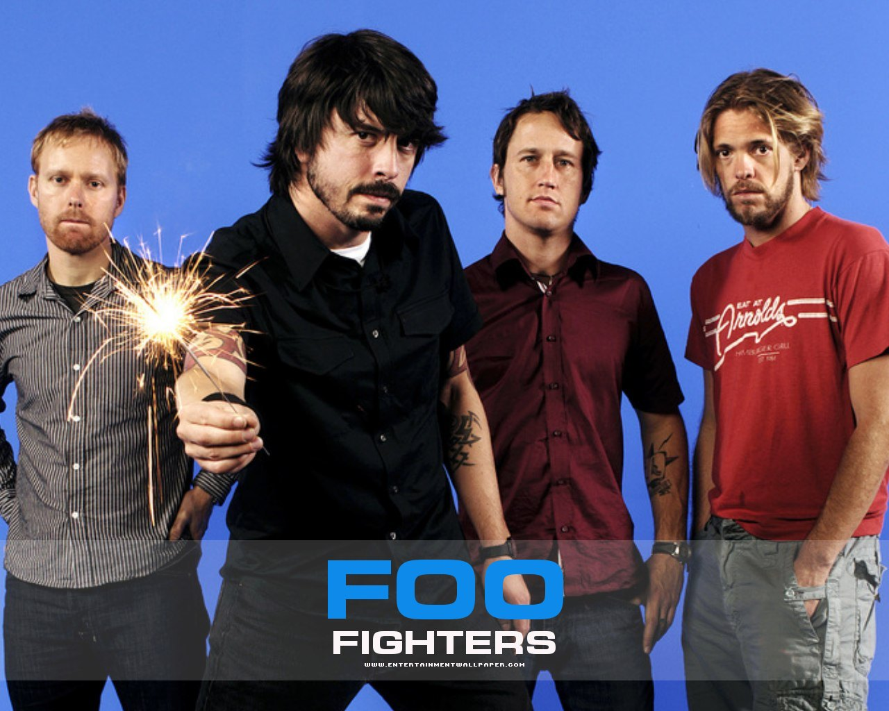 "Foo Fighters fundraising for ""Rock the Vote,"" DNC"