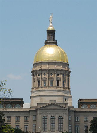 Georgia Gold Dome
