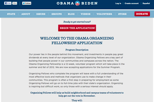 "Apply for an ""Organizing Fellowship"""